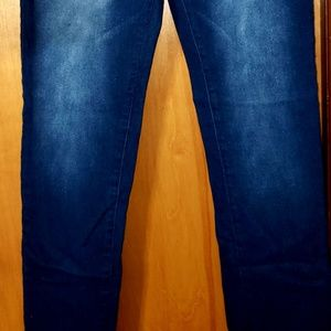Size 11, Dark blue Jeans